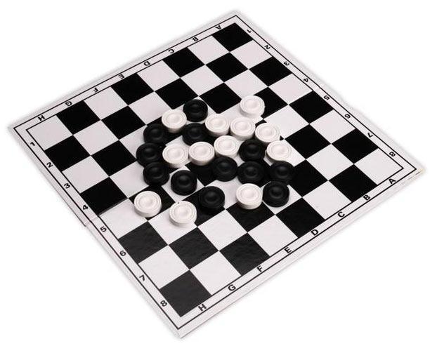 Znalezione obrazy dla zapytania warcaby gra