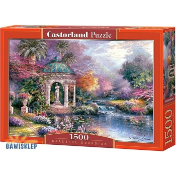 Puzzle 1500 el. Graceful Guardian Castorland
