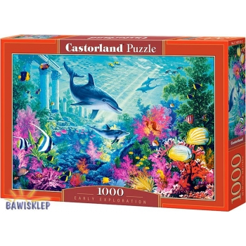 Puzzle 1000 el. Early Exploration  Castorland