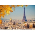 Puzzle 1000 el. Autumn in Paris Castorland