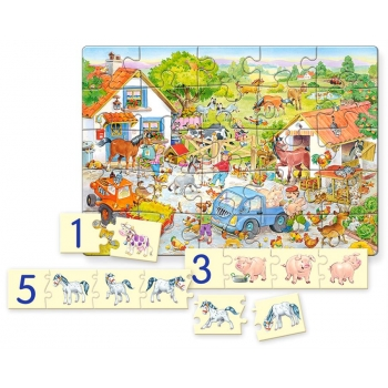 Puzzle 24+73 Counting on the Farm